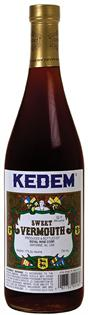 Kedem Vermouth Sweet 750ml - Case of 12